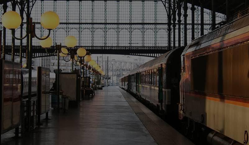 gares parisiennes