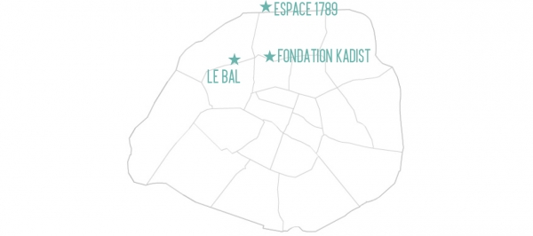 map de Paris