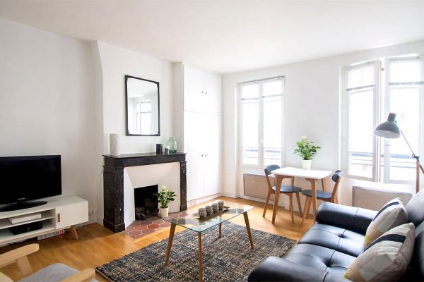 Do you want to live in the same neighborhood? Then  Check out our apartments in the 18th arrondissement!