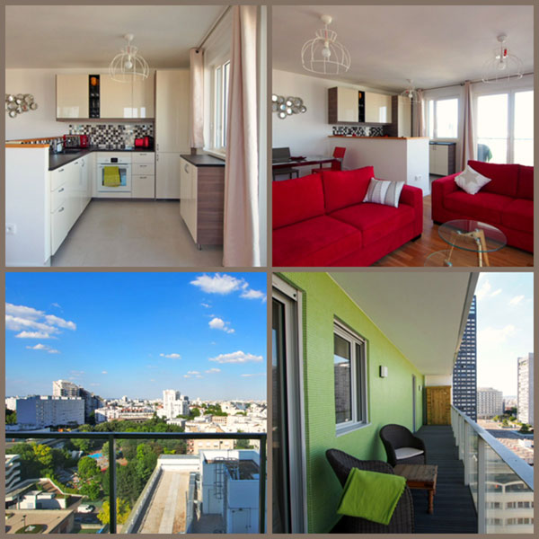 apartment business paris