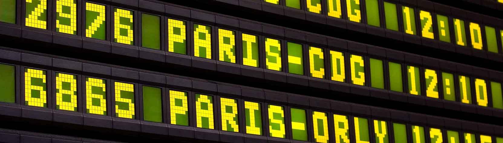 Comment Rejoindre Paris Depuis L Aeroport D Orly Lodgis Blog
