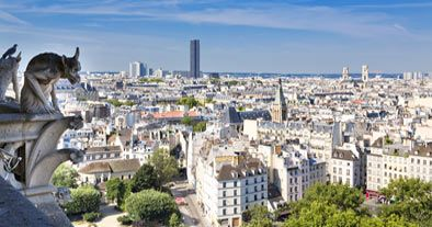 apartment with a nice view of Paris - Lodgis
