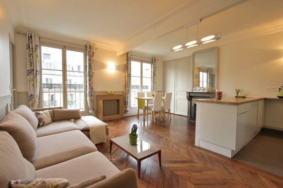 If you're interested by this area of Paris,  check out our apartments in the 1st arrondissement!