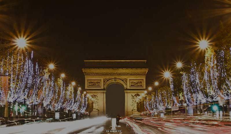 réveillon de noel à Paris