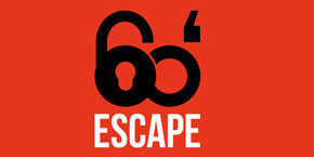 Logo 60 minutes Escape Game