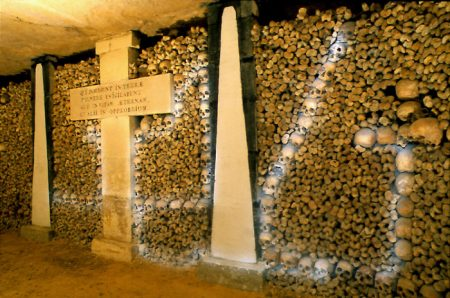 visite Catacombes paris