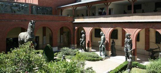 Jardin musée Bourdelle