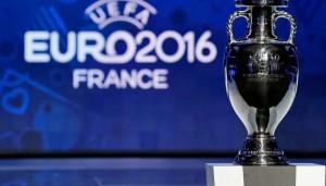 Le trophee de l'Euro 2016