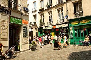 Marais-Paris