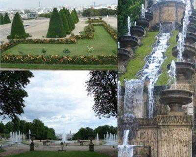 Parc Saint Cloud
