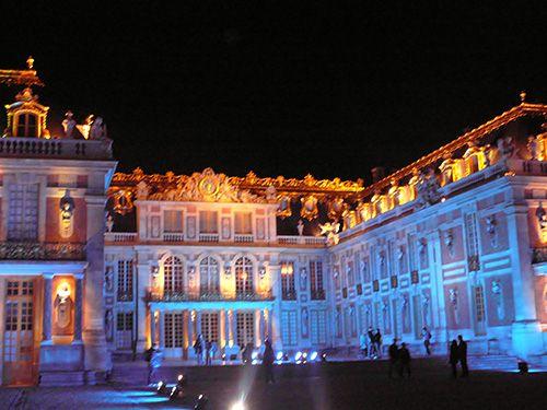 Nuit des musées Versailles