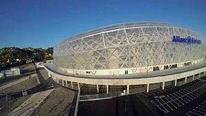 Stade Alianz Riviera -Nice