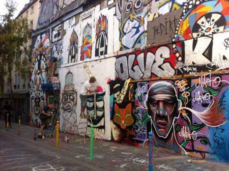 Street Art Belleville