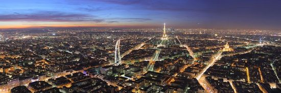 vue paris tour montparnasse