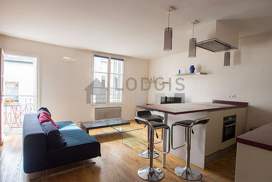 Appartement Lodgis Paris quartier Latin