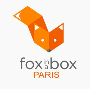 Fox in a Box Paris logo