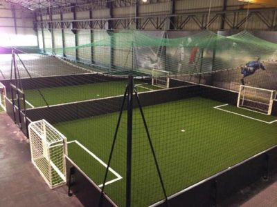 futsal terrain foot indoor paris