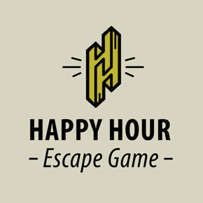 Logo Happy Hour Escape Game