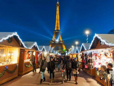 marché de noel paris