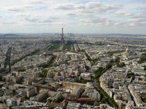 Ballooning in Paris: Paris hot-air balloon! – Lodgis Blog