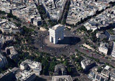 place Charles de Gaulle étoile paris