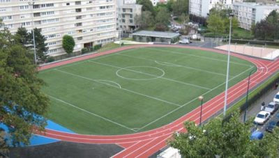 stade municipal paris