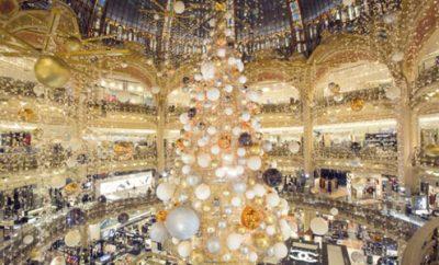 noel Galeries Lafayette