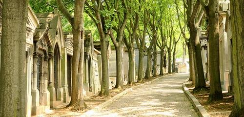 Pere-Lachaise-Cemetery