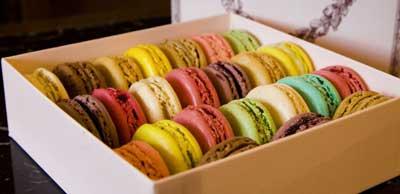 Photo: Macarons de la durée