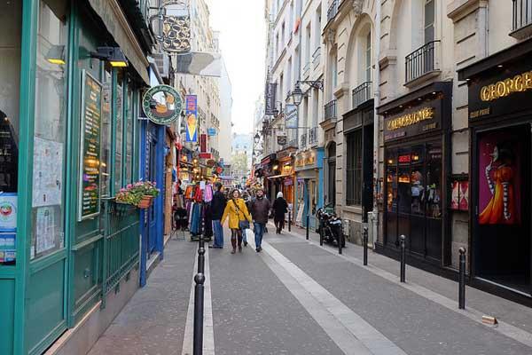 rue-de-la-Huchette-paris