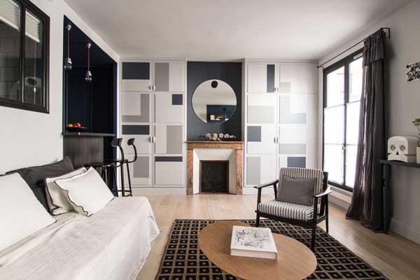Location meublée dans le 6ème arrondissement de Paris