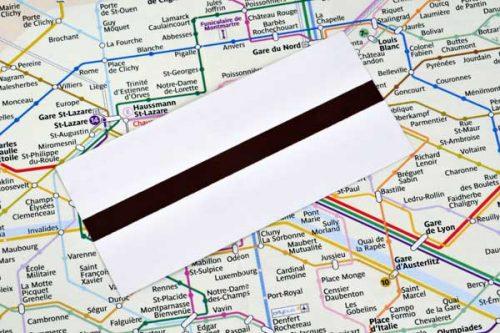 paris checklist navigo