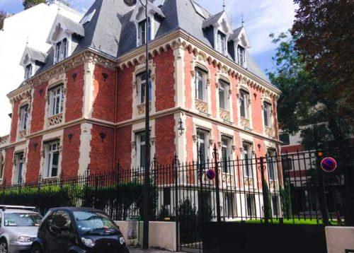 international school paris