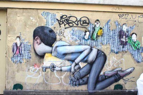 street artists seth