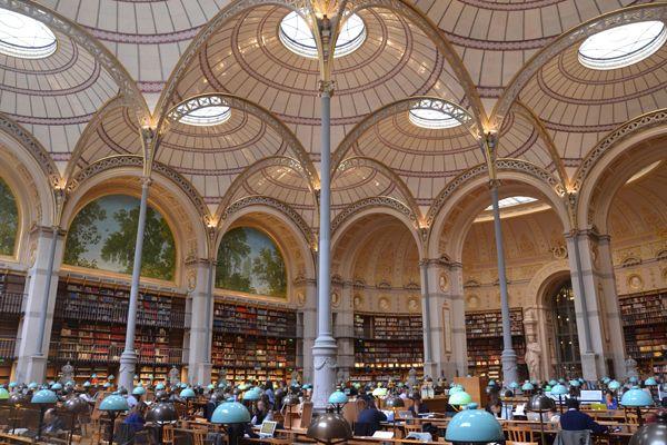 Bibliothèque Richelieu