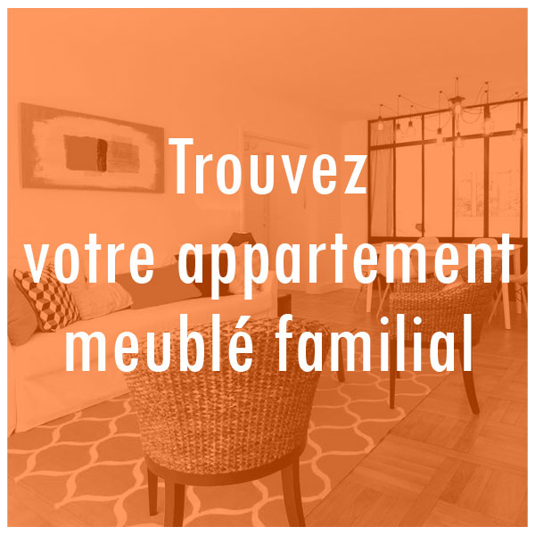 Location d'appartement familial à Paris