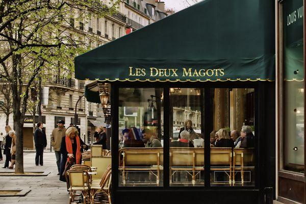 Les Deux Magots Café