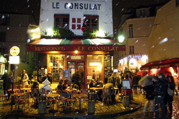 Le Consulat Café